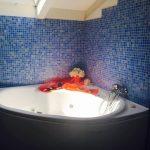 Camera con idromassaggio privata Hotel Claila