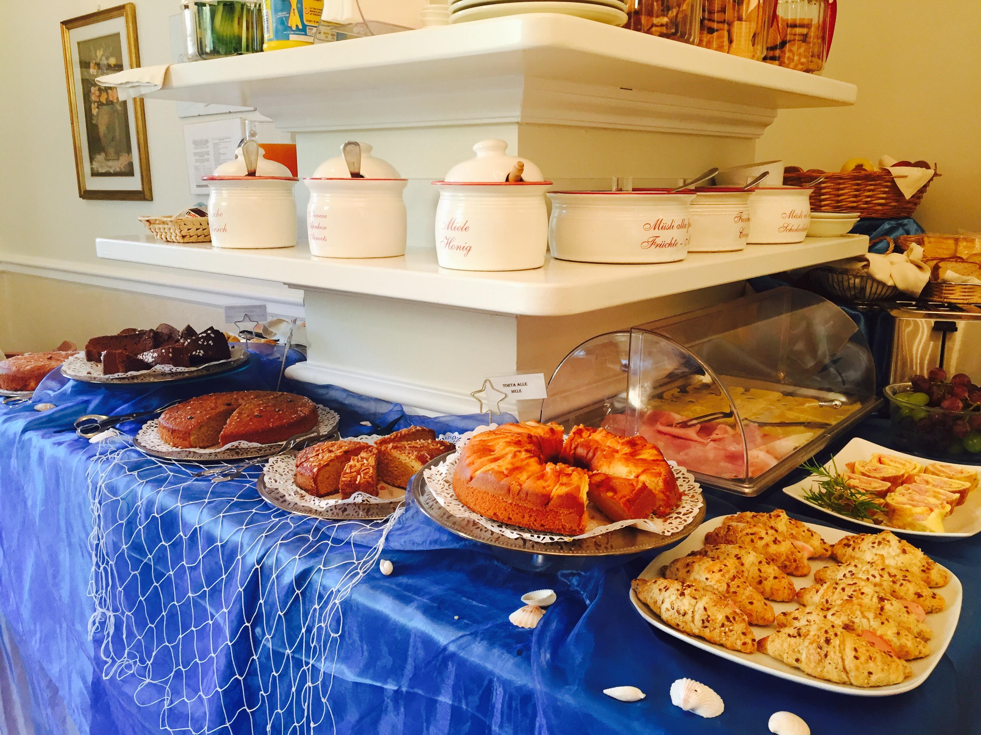 Sala colazione Hotel Claila Francavilla al al Mare
