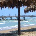 Spiaggia privata Hotel Claila Francavilla al Mare