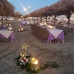 Cena sul mare a Francavilla al Mare Hotel Claila