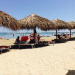 Spiaggia privata Hotel Claila