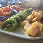 Colazione Hotel Claila Francavilla al Mare: Frutta fresca