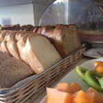Colazione Hotel Claila Francavilla al Mare: Pane morbido bianco, 8 cereali, integrale