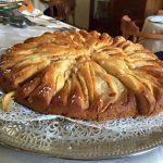 Colazione Hotel Claila Francavilla al Mare: Torta con le mele fatta in casa