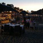 Cena in Spiaggia Hotel Claila Francavilla al Mare